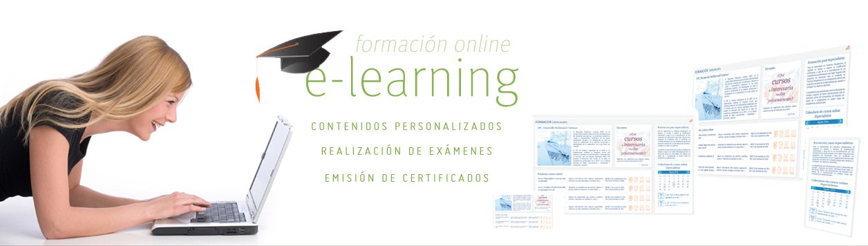 Formacion online - elearning