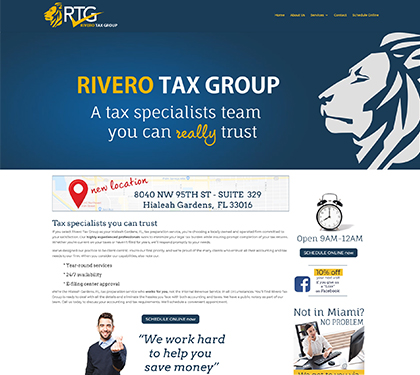 Rivero Tax Group
